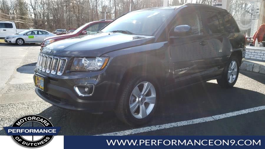 2015 Jeep Compass 4WD 4dr Latitude, available for sale in Wappingers Falls, New York | Performance Motorcars Inc. Wappingers Falls, New York