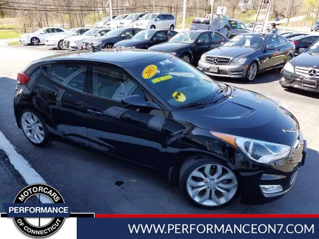 Used 2013 Hyundai Veloster in Wilton, Connecticut | Performance Motor Cars. Wilton, Connecticut