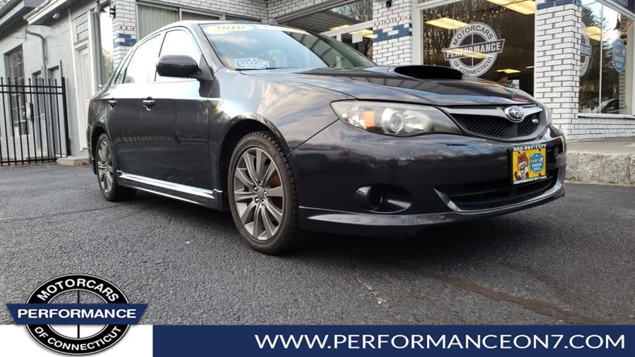 Used 2010 Subaru Impreza Sedan WRX in Wilton, Connecticut | Performance Motor Cars. Wilton, Connecticut