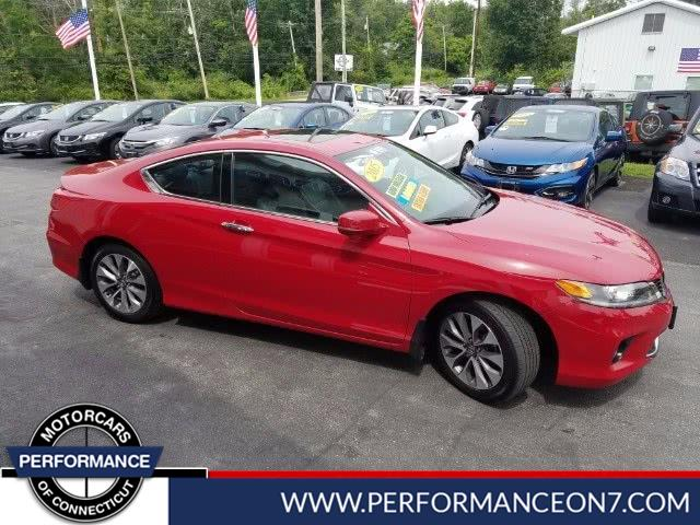 Used 2015 Honda Accord Coupe in Wilton, Connecticut | Performance Motor Cars. Wilton, Connecticut