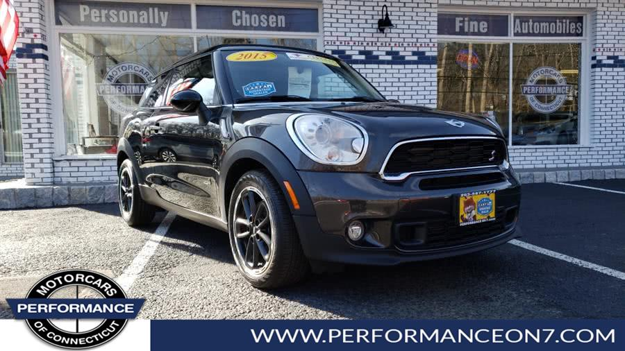 Used 2015 MINI Cooper Paceman in Wilton, Connecticut | Performance Motor Cars. Wilton, Connecticut