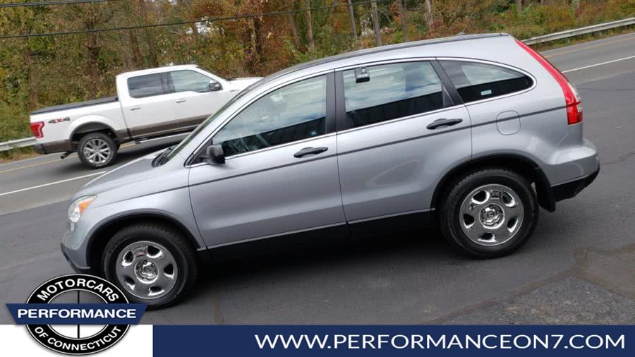 2007 Honda CR-V 4WD 5dr LX, available for sale in Wilton, Connecticut   Performance Motor Cars. Wilton, Connecticut