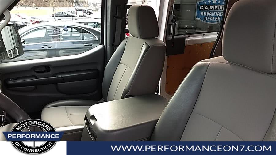 2014 Nissan NV High Roof 3500 V8 SV, available for sale in Wilton, Connecticut | Performance Motor Cars. Wilton, Connecticut