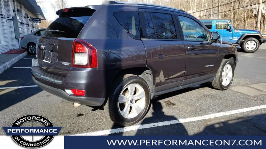2015 Jeep Compass 4WD 4dr Latitude, available for sale in Wilton, Connecticut | Performance Motor Cars. Wilton, Connecticut