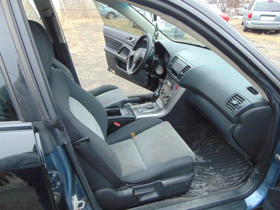2005 Subaru Legacy Wagon (Natl) OUTBACK, available for sale in Danbury, Connecticut | Car City of Danbury, LLC. Danbury, Connecticut
