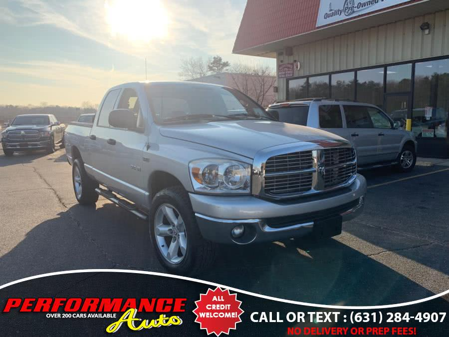 Used Dodge Ram 1500 4WD Quad Cab 140.5