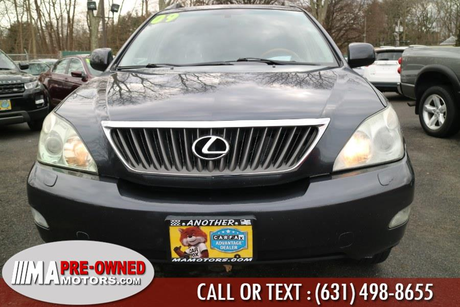 2009 Lexus RX 350 AWD 4dr, available for sale in Huntington, New York   M & A Motors. Huntington, New York