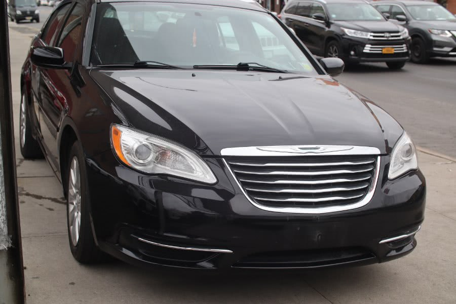 2014 Chrysler 200 4dr Sdn LX, available for sale in Jamaica, New York | Hillside Auto Mall Inc.. Jamaica, New York