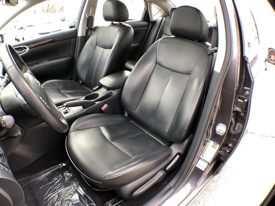 2015 Nissan Sentra 4dr Sdn I4 CVT SL, available for sale in Jamaica, New York   Hillside Auto Mall Inc.. Jamaica, New York