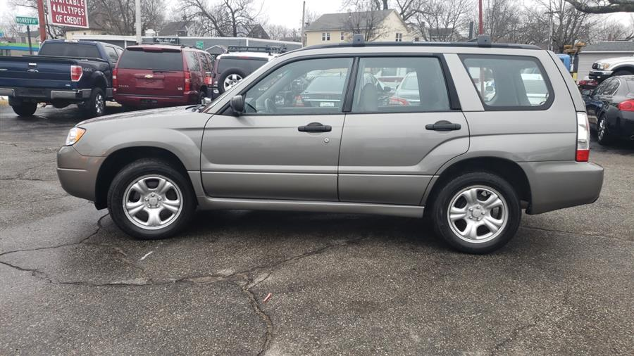 2006 Subaru Forester 4dr 2.5 X Auto, available for sale in Springfield, Massachusetts | Absolute Motors Inc. Springfield, Massachusetts