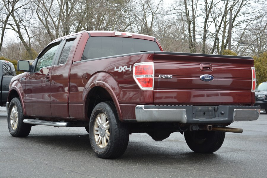 """Used Ford F-150 4WD SuperCab 145"""" Lariat 2009 