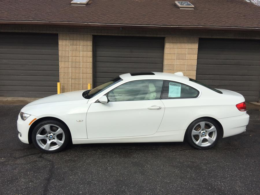 2008 BMW 3 Series 2dr Cpe 328xi AWD SULEV, available for sale in Stratford, Connecticut | Mike's Motors LLC. Stratford, Connecticut