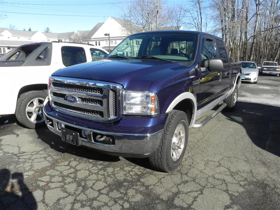 2006 Ford Super Duty F-250 Crew Cab 156