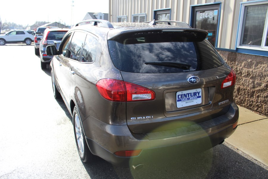 2008 Subaru Tribeca (Natl) 4dr 5-Pass Ltd w/Nav, available for sale in East Windsor, Connecticut | Century Auto And Truck. East Windsor, Connecticut