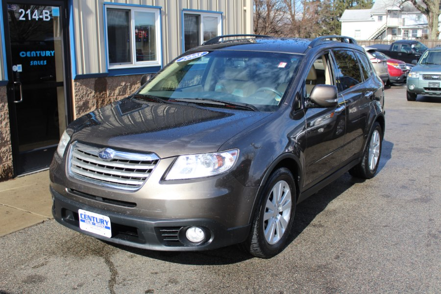 2008 Subaru Tribeca (Natl) 4dr 5-Pass Ltd w/Nav, available for sale in East Windsor, CT