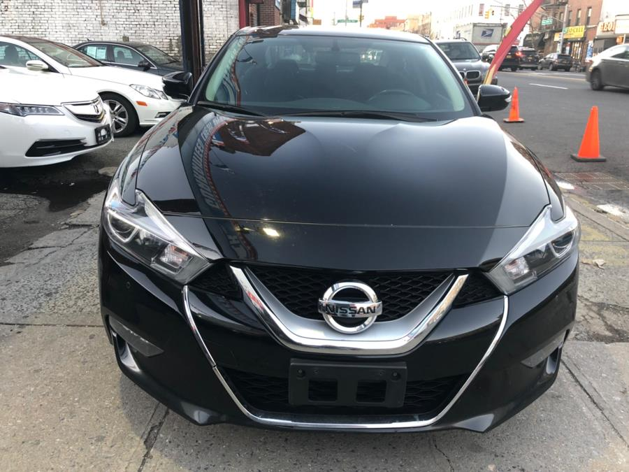 2016 Nissan Maxima 4dr Sdn 3.5 Sr midnight edition, available for sale in Brooklyn, New York | Carsbuck Inc.. Brooklyn, New York