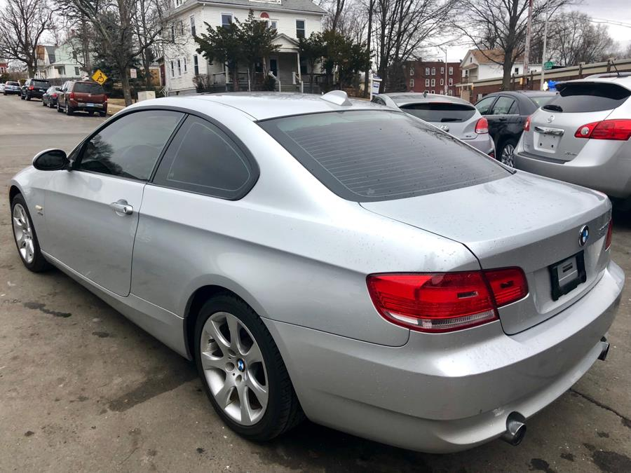 2009 BMW 3 Series 2dr Cpe 335i xDrive AWD, available for sale in New Britain, Connecticut | Central Auto Sales & Service. New Britain, Connecticut