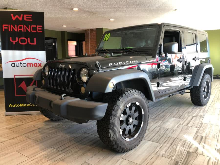 Used 2010 Jeep Wrangler Unlimited in West Hartford, Connecticut | AutoMax. West Hartford, Connecticut