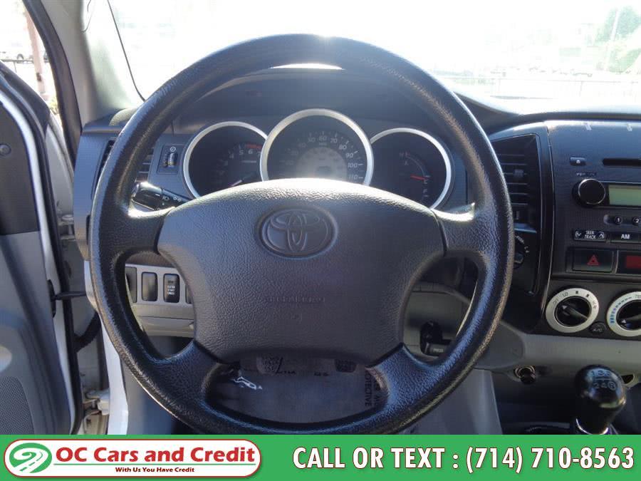 2008 Toyota Tacoma ACCESS CAB, available for sale in Garden Grove, California | OC Cars and Credit. Garden Grove, California
