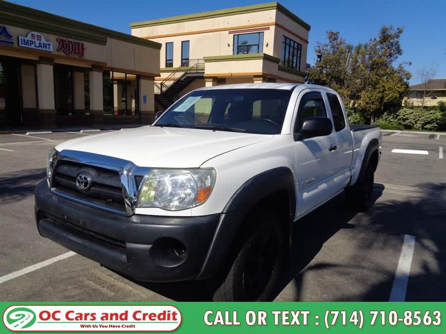 2008 Toyota Tacoma ACCESS CAB, available for sale in Garden Grove, CA
