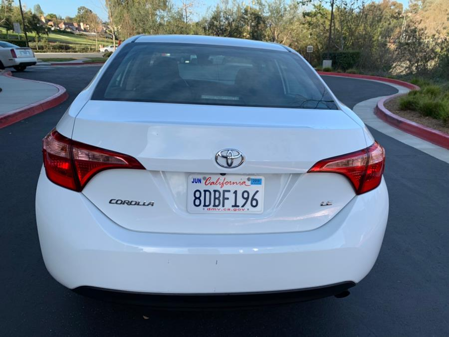 2019 Toyota Corolla LE CVT (Natl), available for sale in Lake Forest, California | Carvin OC Inc. Lake Forest, California