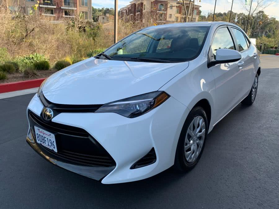 2019 Toyota Corolla LE CVT (Natl), available for sale in Lake Forest, CA