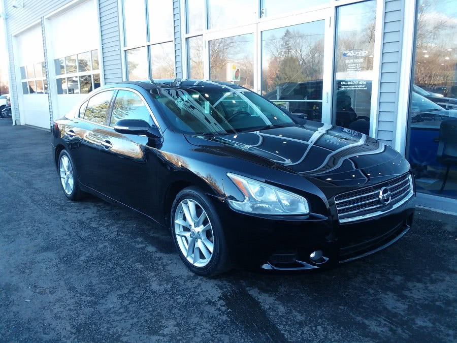 Used 2009 Nissan Maxima in Plainville, Connecticut | Chris's Auto Clinic. Plainville, Connecticut