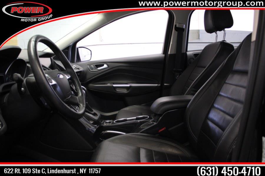2014 Ford Escape 4WD 4dr Titanium, available for sale in Lindenhurst , New York | Power Motor Group. Lindenhurst , New York