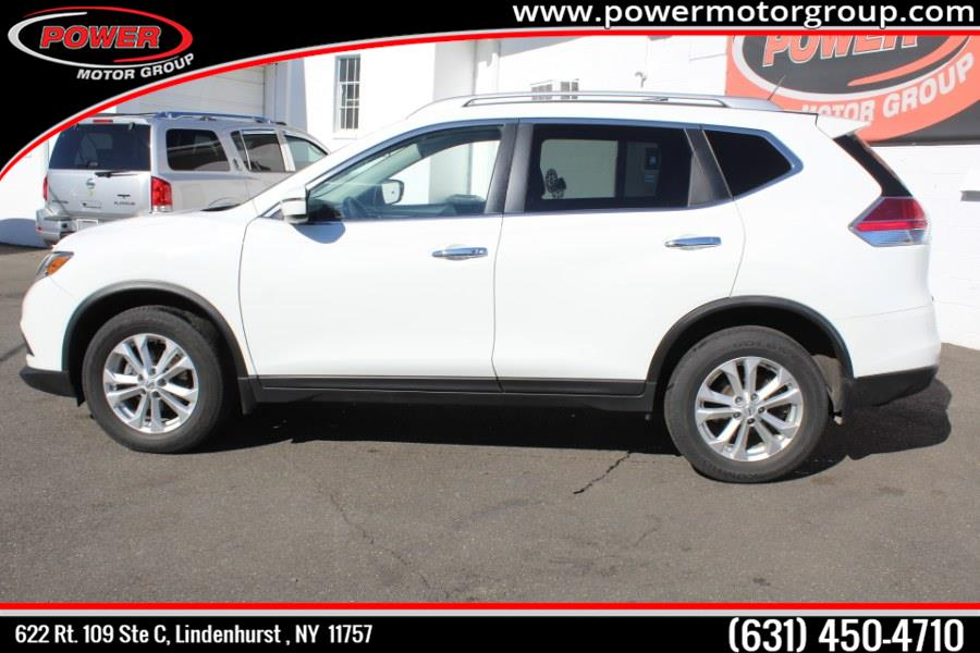 2016 Nissan Rogue AWD 4dr SV, available for sale in Lindenhurst , New York | Power Motor Group. Lindenhurst , New York