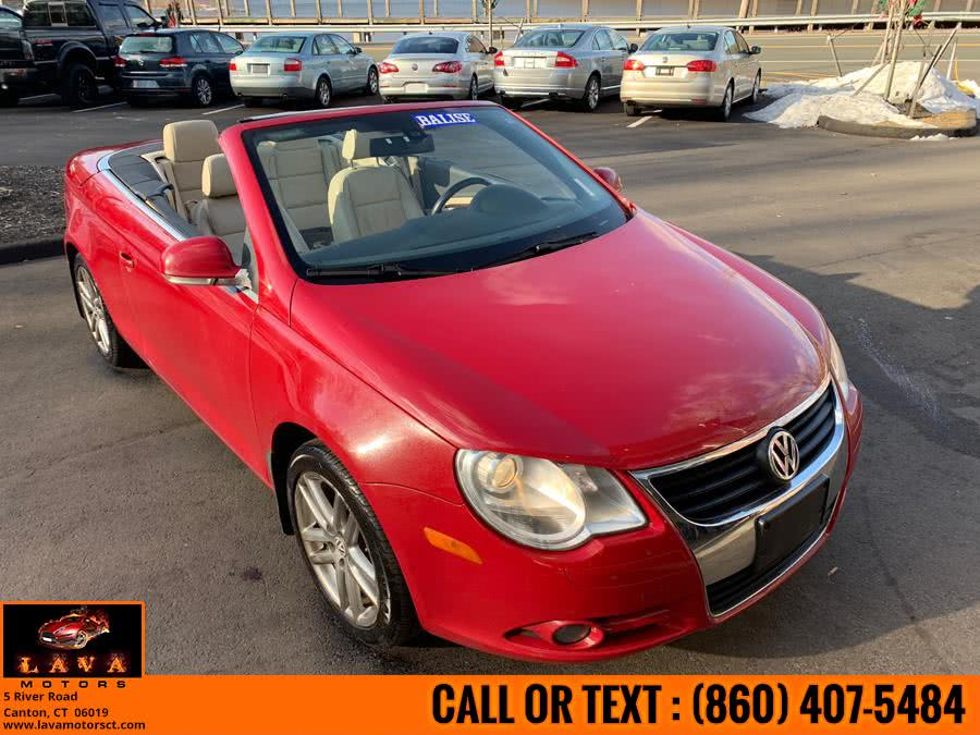 Used 2008 Volkswagen Eos in Canton, Connecticut | Lava Motors. Canton, Connecticut