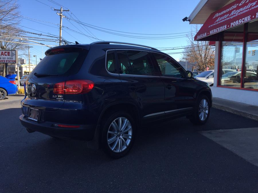 Used Volkswagen Tiguan 4MOTION 4dr Auto SEL 2015 | Ace Motor Sports Inc. Plainview , New York