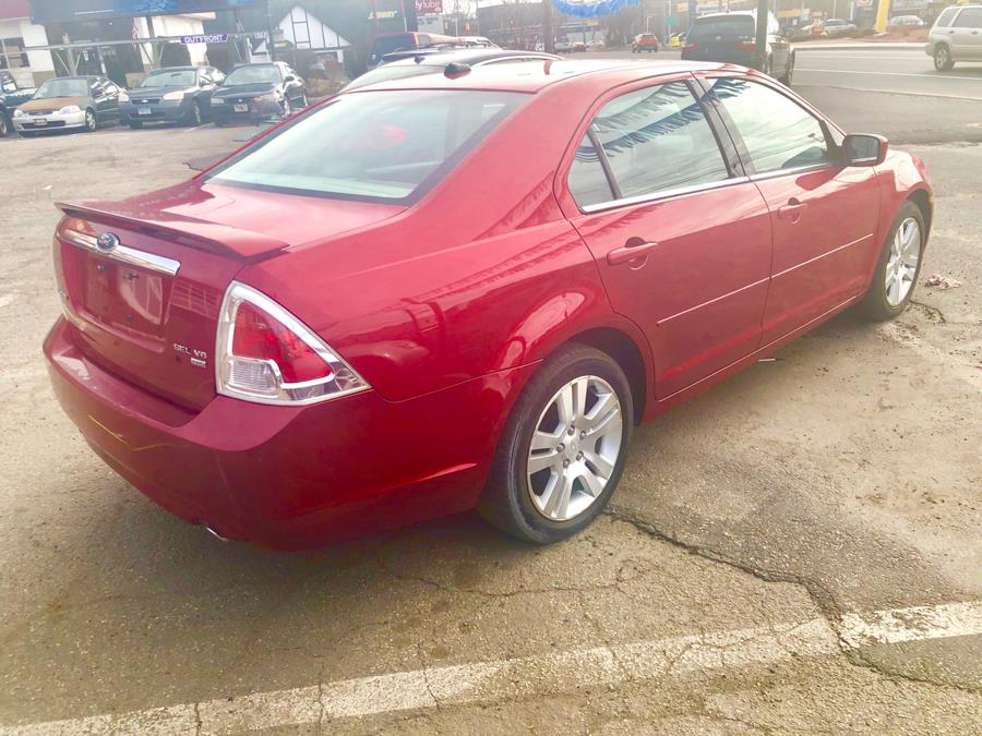 2007 Ford Fusion 4dr Sdn V6 SEL AWD, available for sale in Waterbury, Connecticut | Apex  Automotive. Waterbury, Connecticut