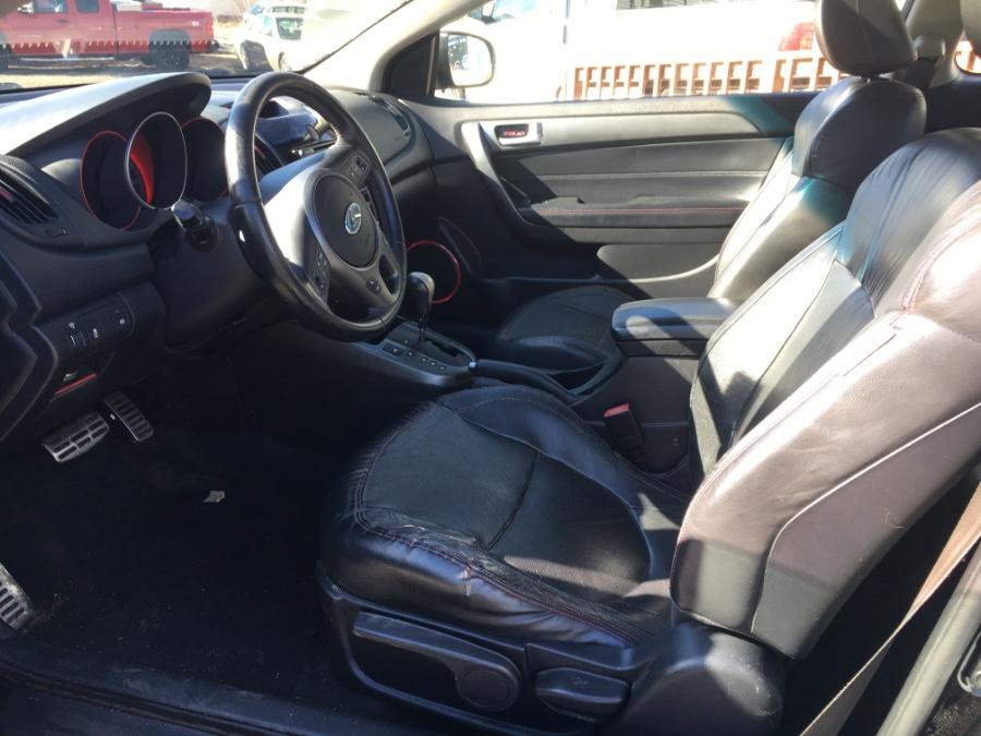 2010 Kia Forte Koup 2dr Cpe Auto SX, available for sale in Charlton, Massachusetts | Gary Jackson Motors. Charlton, Massachusetts