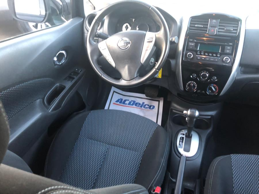 2015 Nissan Versa Note 5dr HB CVT 1.6 SV, available for sale in New Britain, Connecticut | Central Auto Sales & Service. New Britain, Connecticut