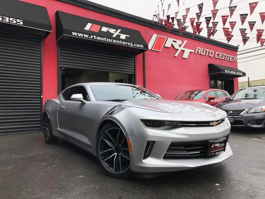 Used Chevrolet Camaro 2dr Cpe LT w/1LT 2016 | RT Auto Center LLC. Newark, New Jersey