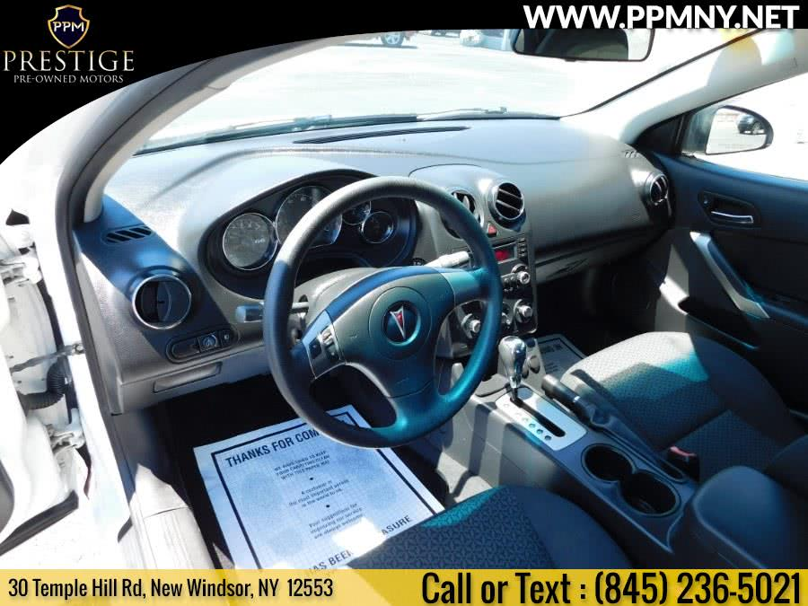 2007 Pontiac G6 4dr Sdn G6, available for sale in New Windsor, New York | Prestige Pre-Owned Motors Inc. New Windsor, New York