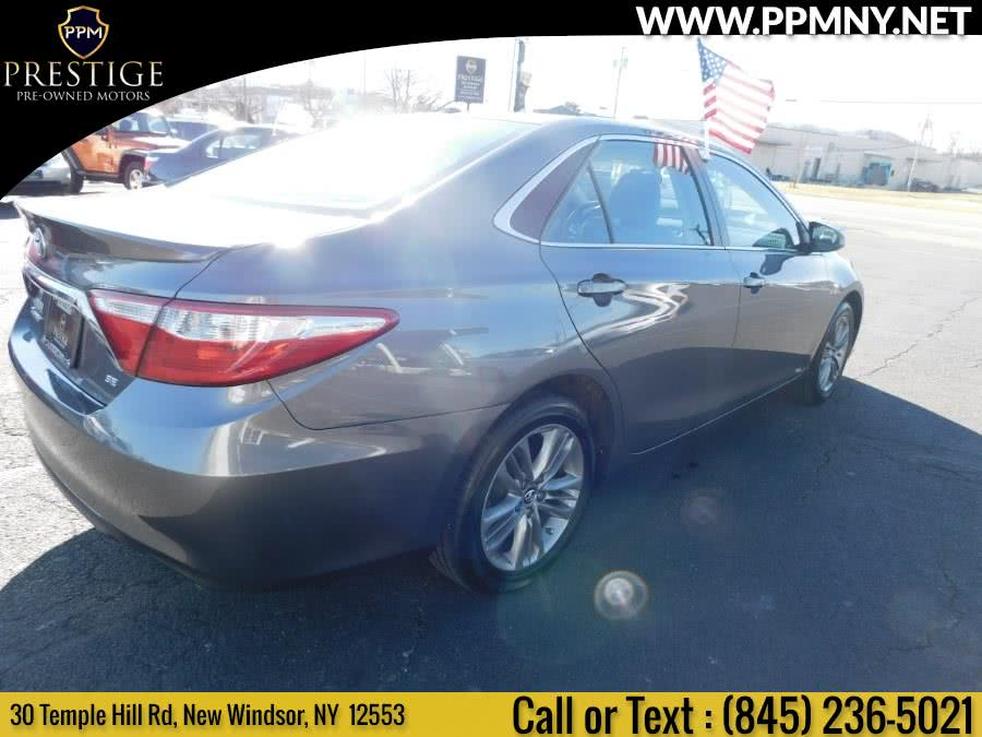 2015 Toyota Camry 4dr Sdn I4 Auto SE (Natl), available for sale in New Windsor, New York | Prestige Pre-Owned Motors Inc. New Windsor, New York