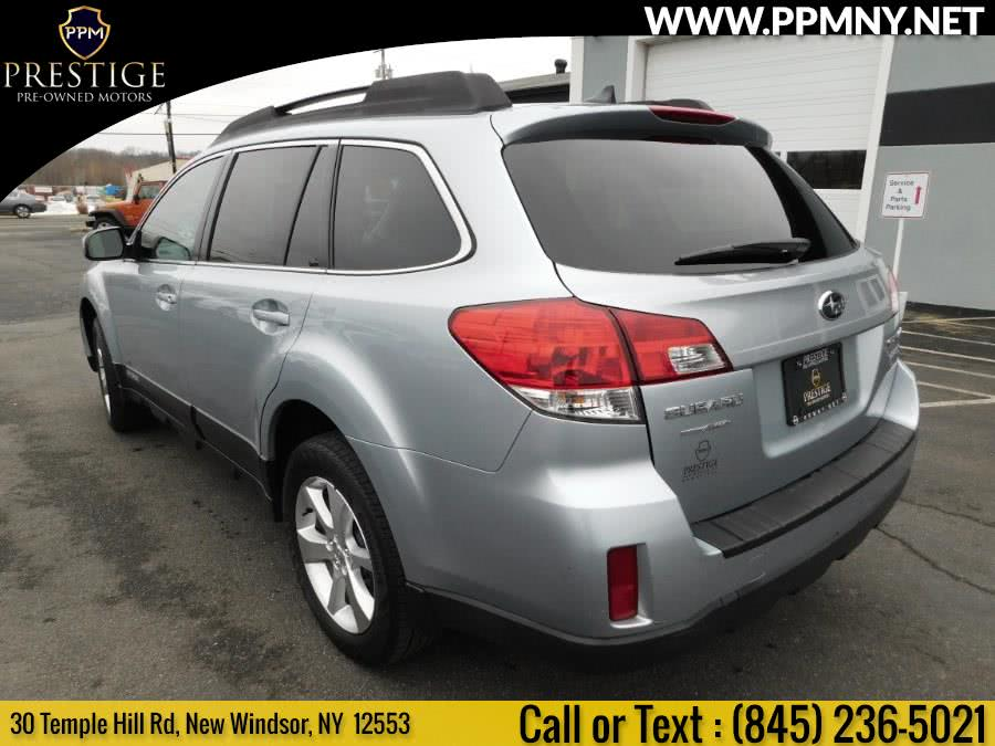 2013 Subaru Outback 4dr Wgn H4 Auto 2.5i Limited, available for sale in New Windsor, New York | Prestige Pre-Owned Motors Inc. New Windsor, New York