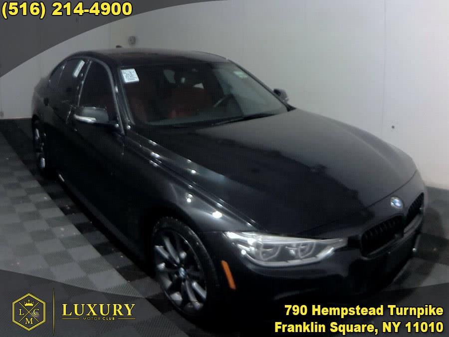 2016 BMW 3 Series 4dr Sdn 340i xDrive AWD, available for sale in Franklin Square, NY