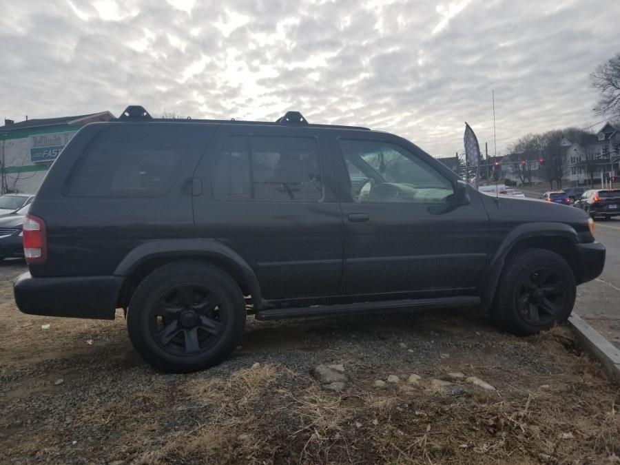 2003 Nissan Pathfinder LE, available for sale in Danbury, Connecticut | Car City of Danbury, LLC. Danbury, Connecticut
