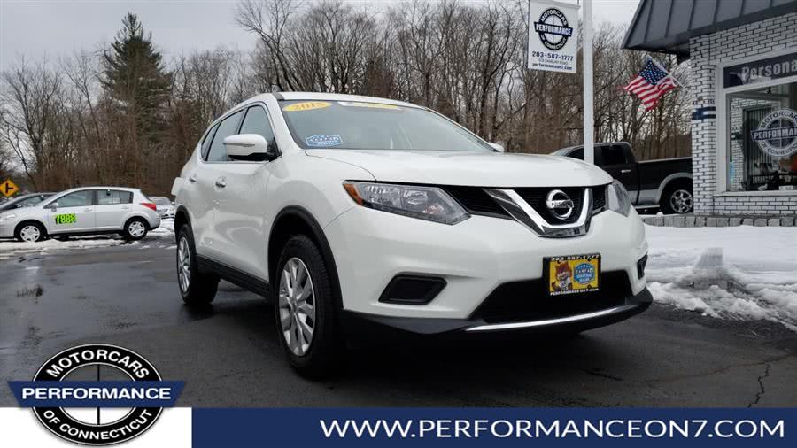 Used 2015 Nissan Rogue in Wilton, Connecticut | Performance Motor Cars. Wilton, Connecticut