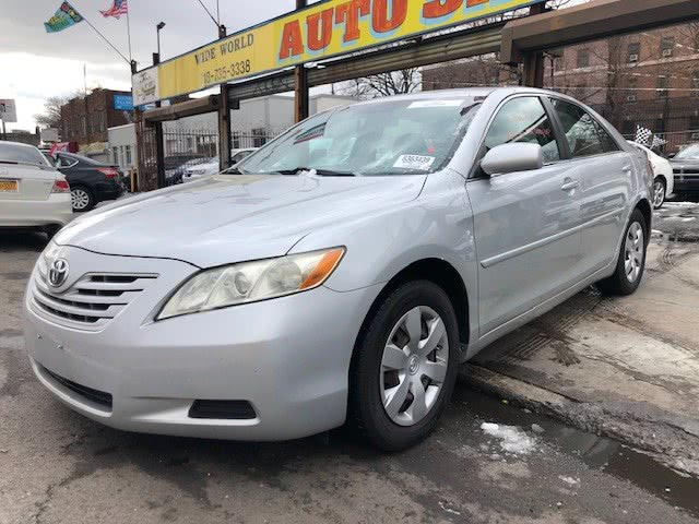 2007 Toyota Camry 4dr Sdn I4 Auto CE (Natl), available for sale in Brooklyn, New York | Wide World Inc. Brooklyn, New York
