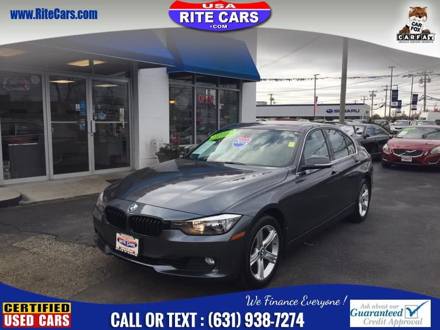 2015 BMW 3 Series 4dr Sdn 328i xDrive AWD SULEV South Africa, available for sale in Lindenhurst, NY