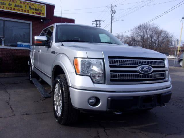 Used Ford F-150 Lariat SuperCrew 5.5-ft. Bed 4WD 2010 | Boulevard Motors LLC. New Haven, Connecticut