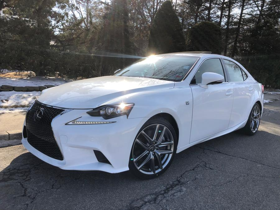 2016 Lexus IS 300 4dr Sdn F Sport AWD, available for sale in Franklin Square, New York   Luxury Motor Club. Franklin Square, New York