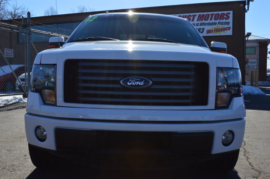 2012 Ford F-150 4WD SuperCrew 157