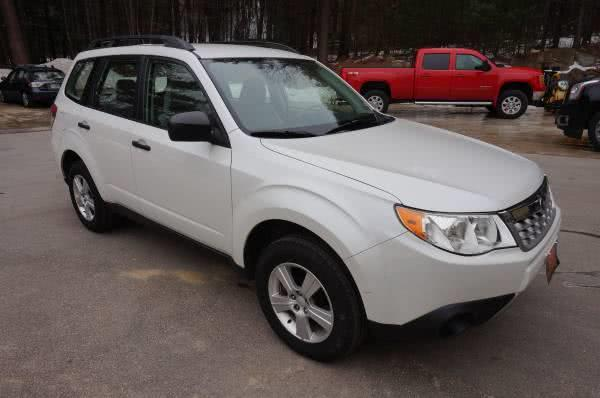 2012 Subaru Forester 4dr Man 2.5X, available for sale in Bow , New Hampshire | Extreme Machines. Bow , New Hampshire