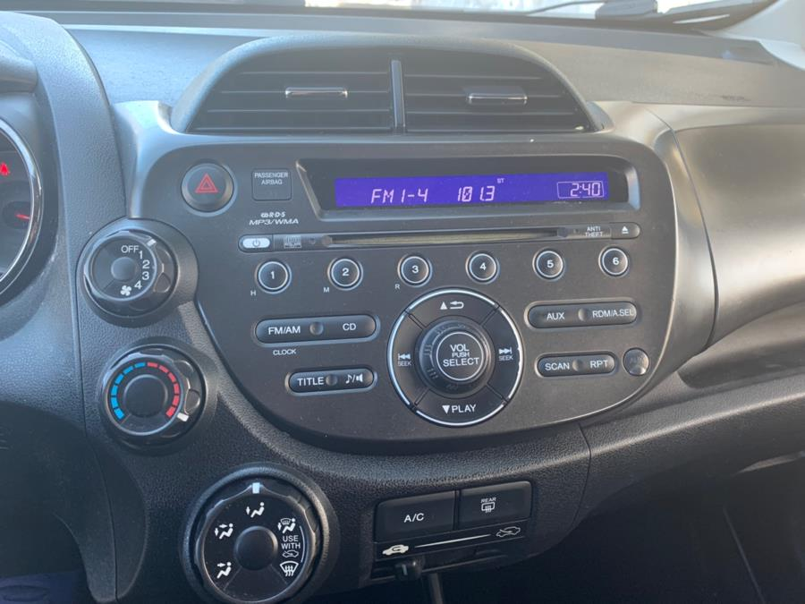 2012 Honda Fit 5dr HB Man Sport, available for sale in Cheshire, Connecticut | Automotive Edge. Cheshire, Connecticut