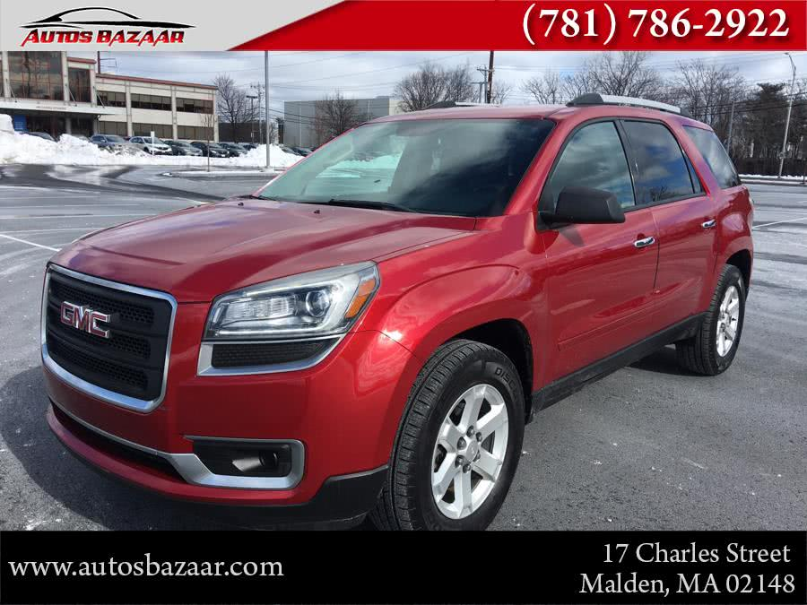 Used 2013 GMC Acadia in Malden, Massachusetts | Auto Bazaar. Malden, Massachusetts