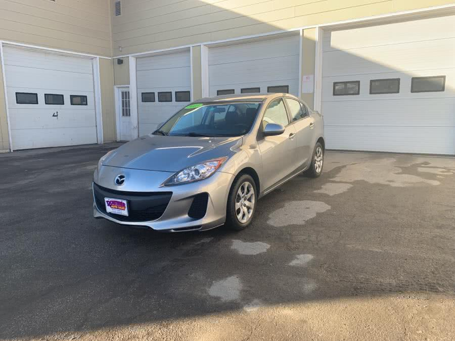 Used 2013 Mazda Mazda3 in Barre, Vermont | Routhier Auto Center. Barre, Vermont